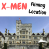 X-MENのロケ地がビクトリアにあるってよ!
